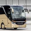 Fahrersitz und Multifunktionslenkrad der neuen TopClass
