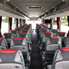 Interior view of the new Setra 517 HD from Autobus Schulz
