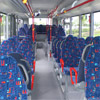 Inside from one of the new Setra S 415 NF acquired by KVB Oberruhr